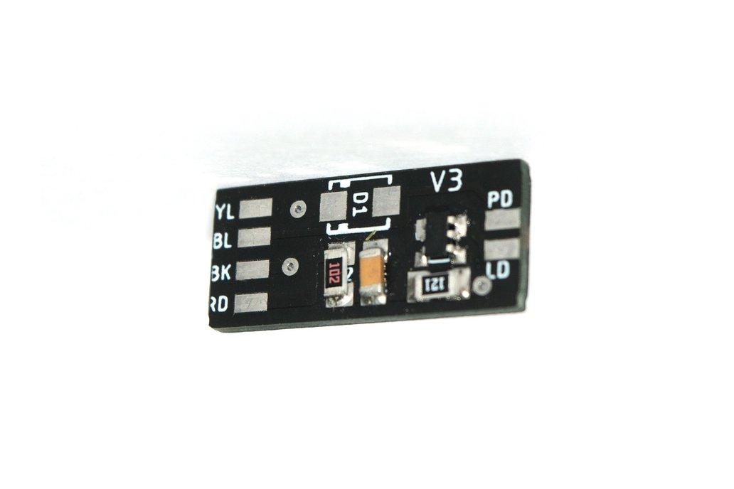 Formlabs ESD laser board 1