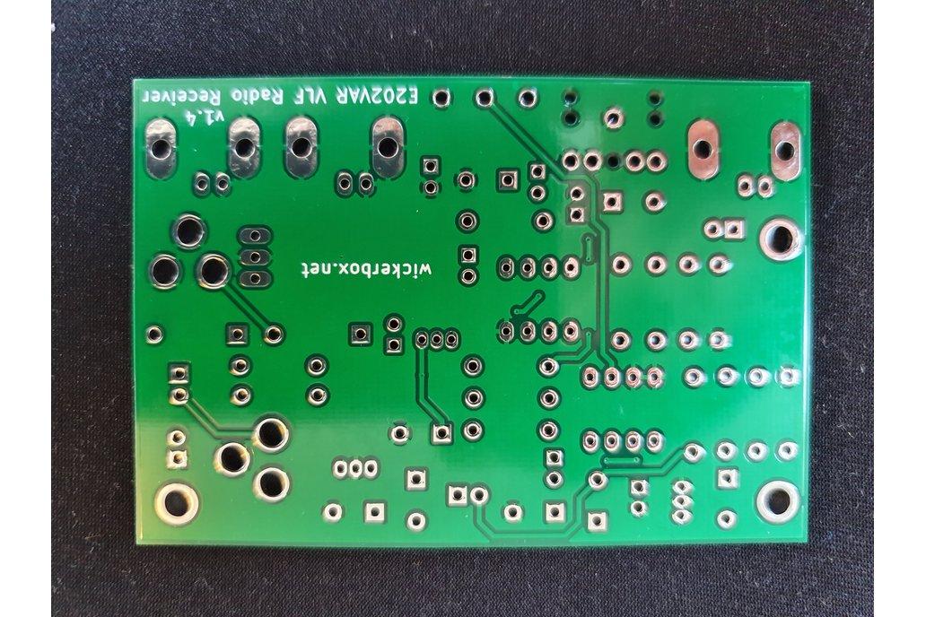 PCB for E202VAR VLF Radio Receiver 1