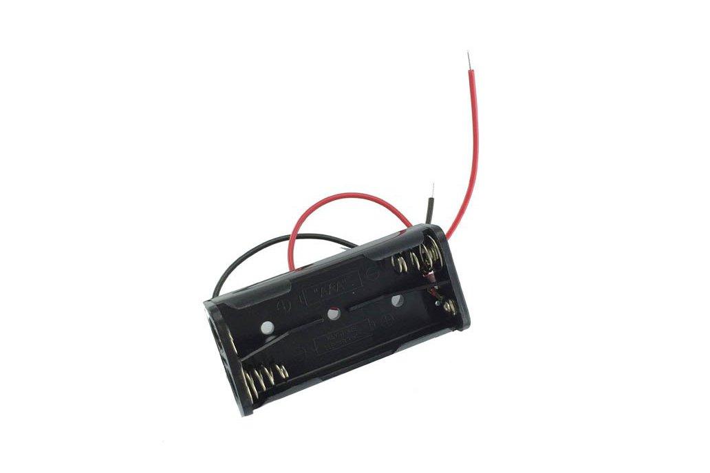 Battery holder AAA-size 1