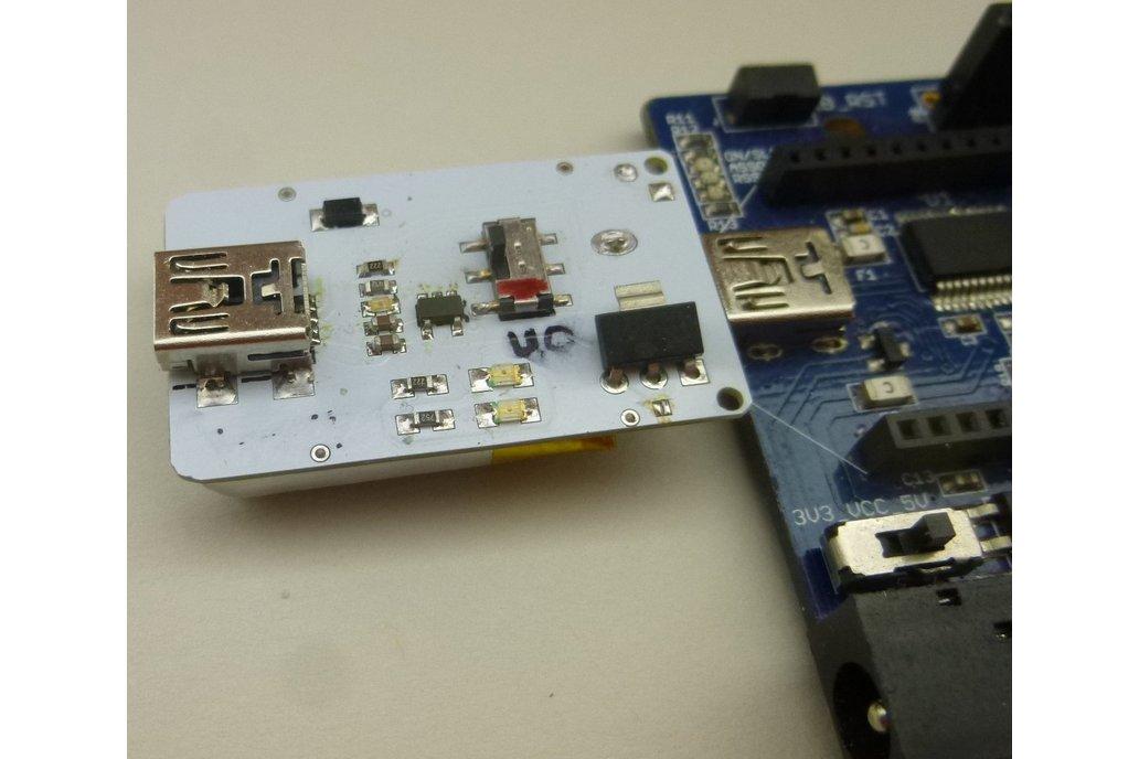 USB-Mini LiPo  1