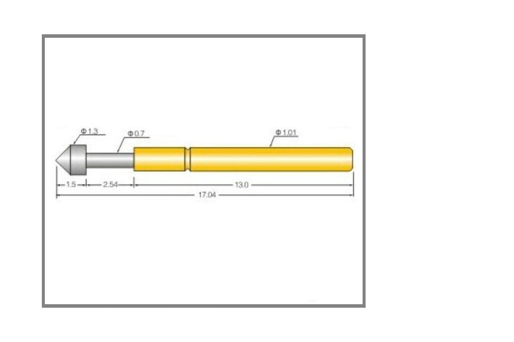 UPS PIco Gold Plated Hardware Reset Pin 2