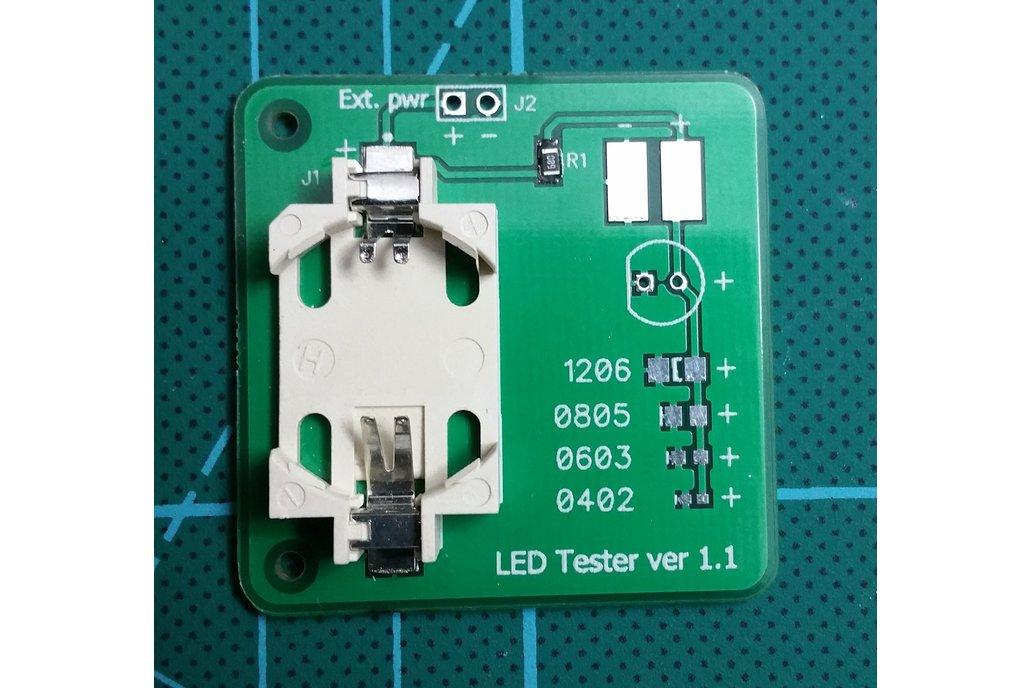 LED tester 11