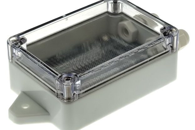 qBoxMini DIY IOT Enclosure Plus Kit (No SMA)