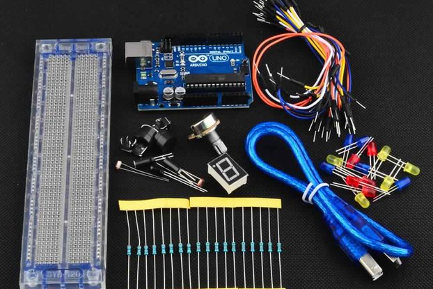 DIY Basic Starter Kit for Arduino
