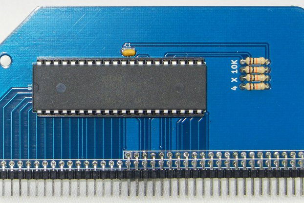 Z80 CPU v2.1 for Enhanced Bus RC2014