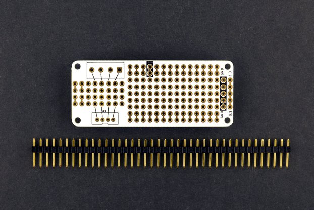 3 pack protoshield for the Arduino MKR or CANZERO