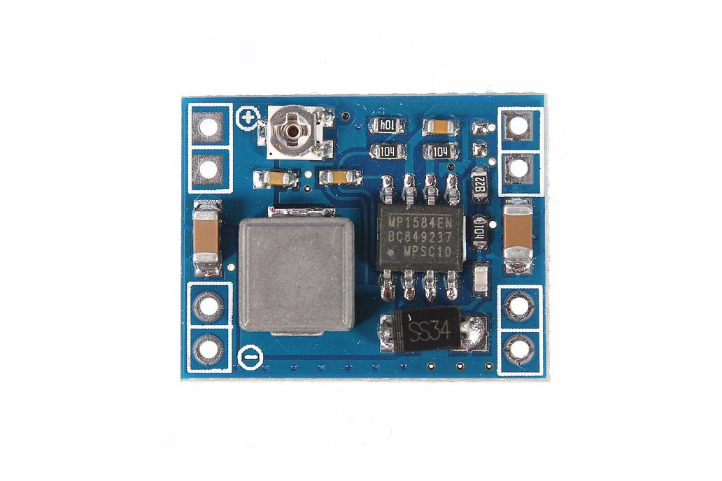 Mini DC-DC Converter Step Down Module Adjustable Power Supply 2