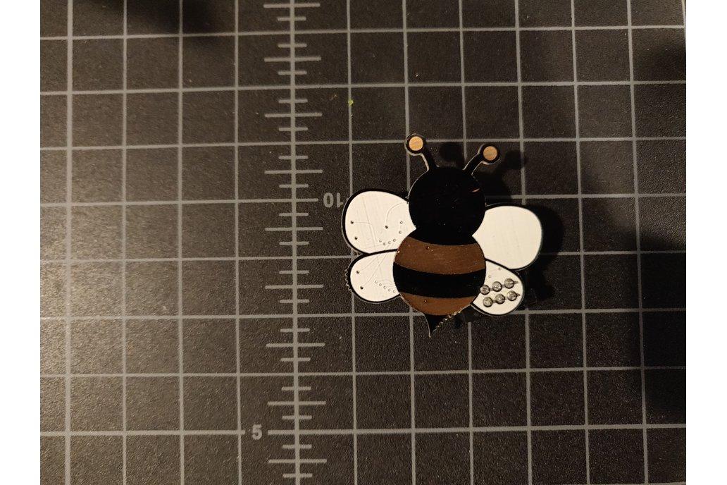 Buzzy Bee SAO badgelife addon 1