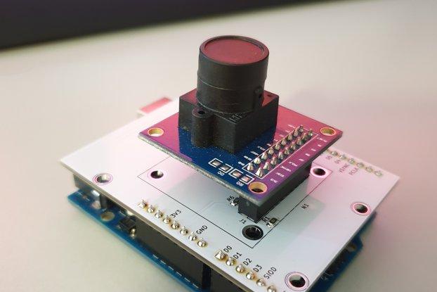 Arduino UNO OV7670 Couple