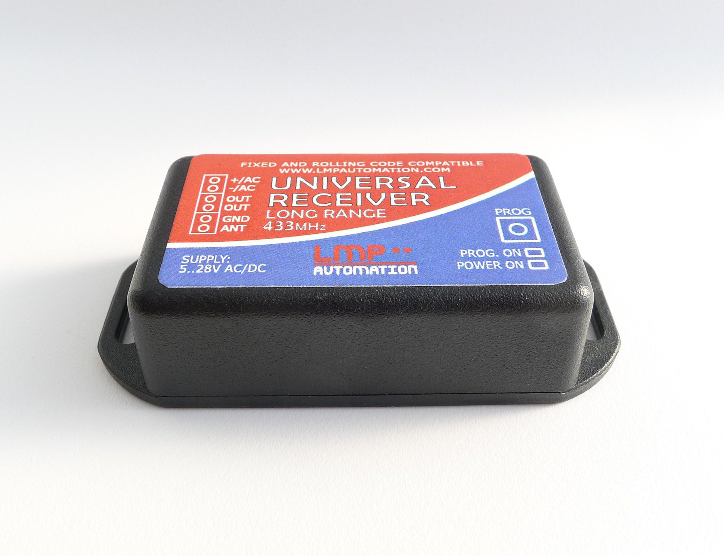 Rxu01 universal garage door remote receiver from lmpautomation on rxu01 universal garage door remote receiver rubansaba
