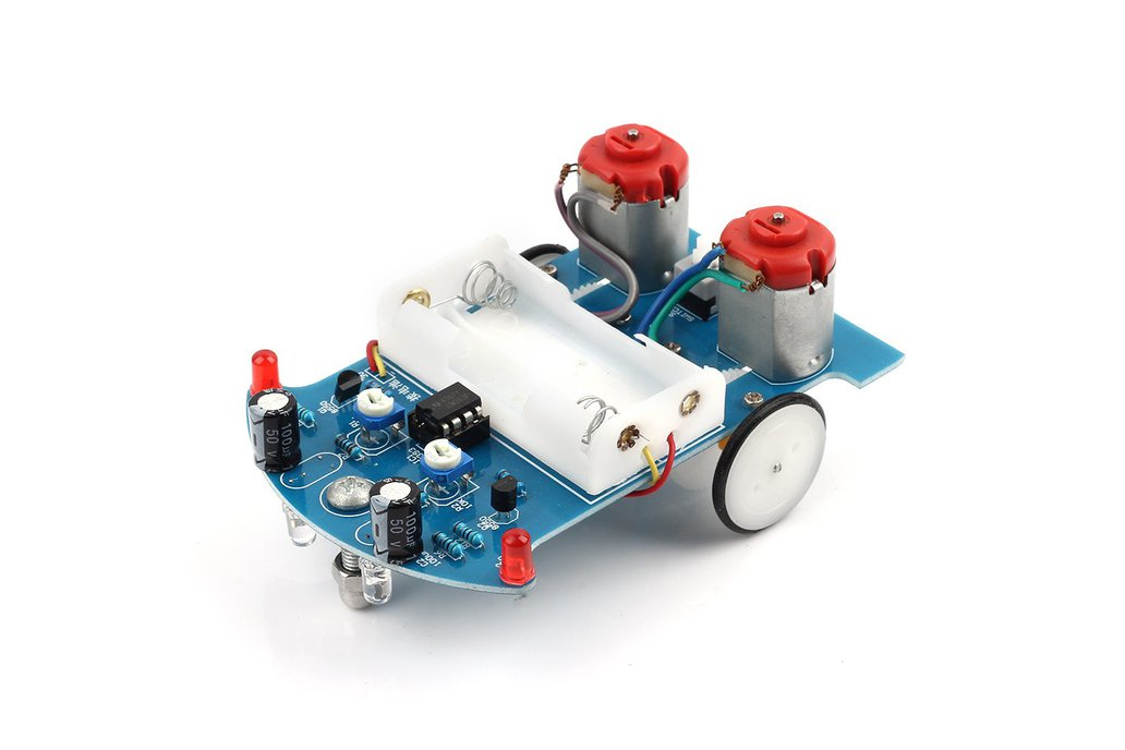 D2-5 Smart Tracking Robot Car(10168) 1