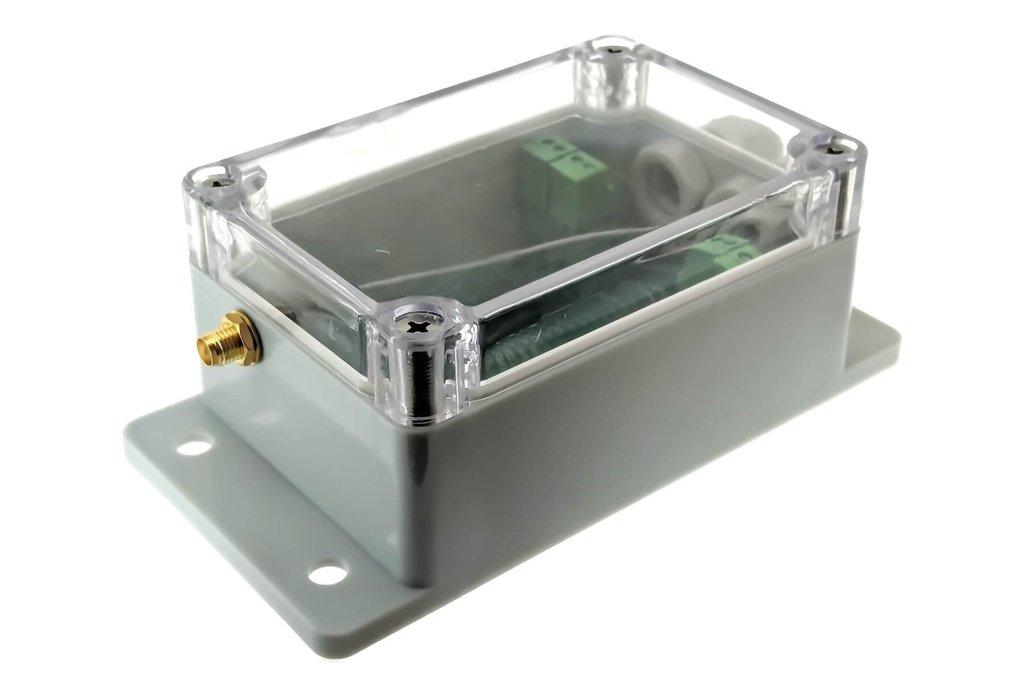 qBox AMC DIY IOT Enclosure Kit (One SMA) 1