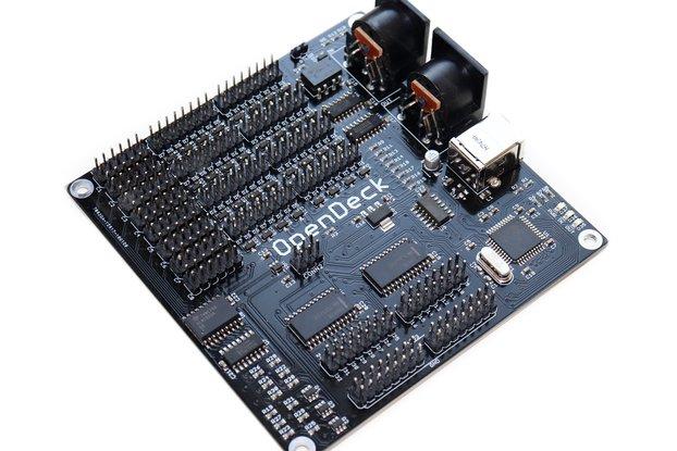 OpenDeck DIY MIDI platform
