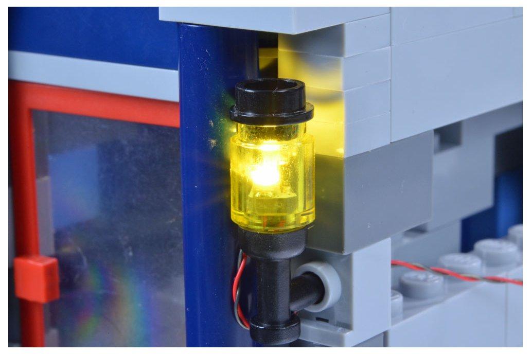 Pico LED Light Board Starter Kit for LEGO® Models