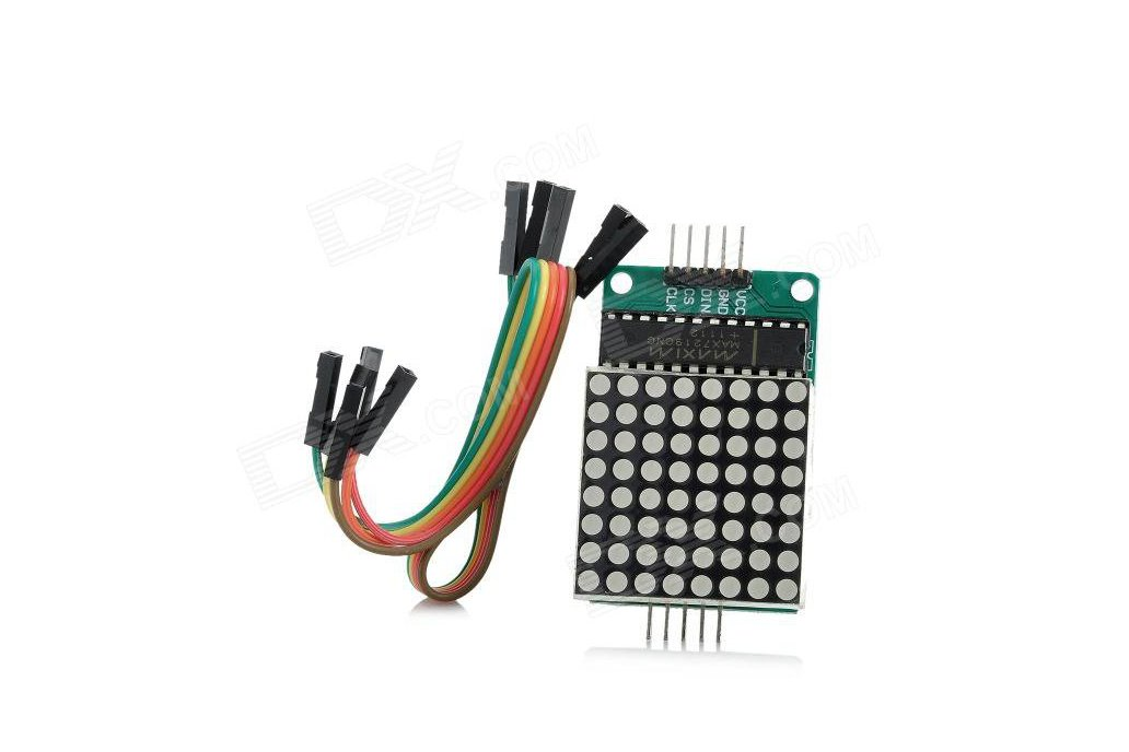 8x8 LED Matrix module for Raspberry Pi and Arduino 1