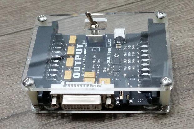 Voultar Double Penetration SD Datapath E1/E1S