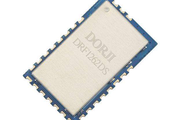 868MHz 915MHz 22dBm sx1262 UART TTL module