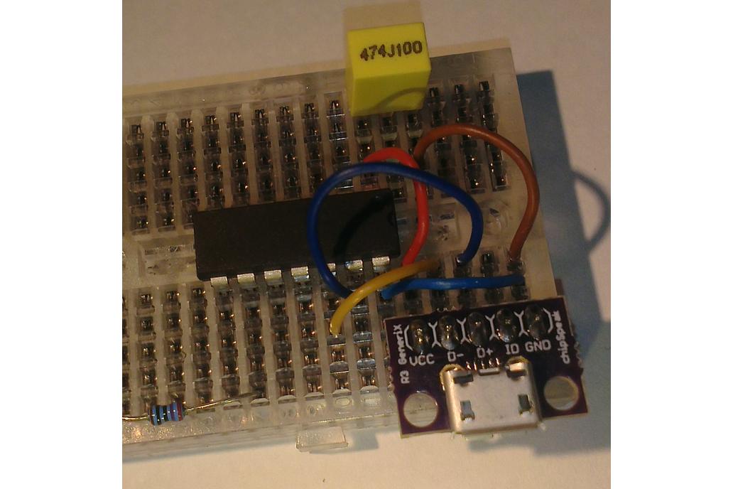 Micro USB Breakout 4