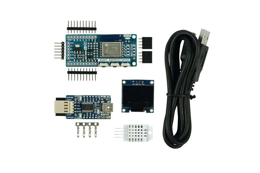 ESPresso Lite V2.0 IoT Starter Kit 1