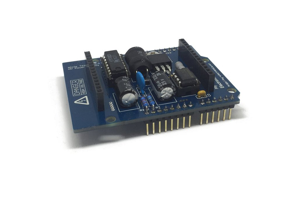 Nixie Tube Shield Kit for Arduino 1
