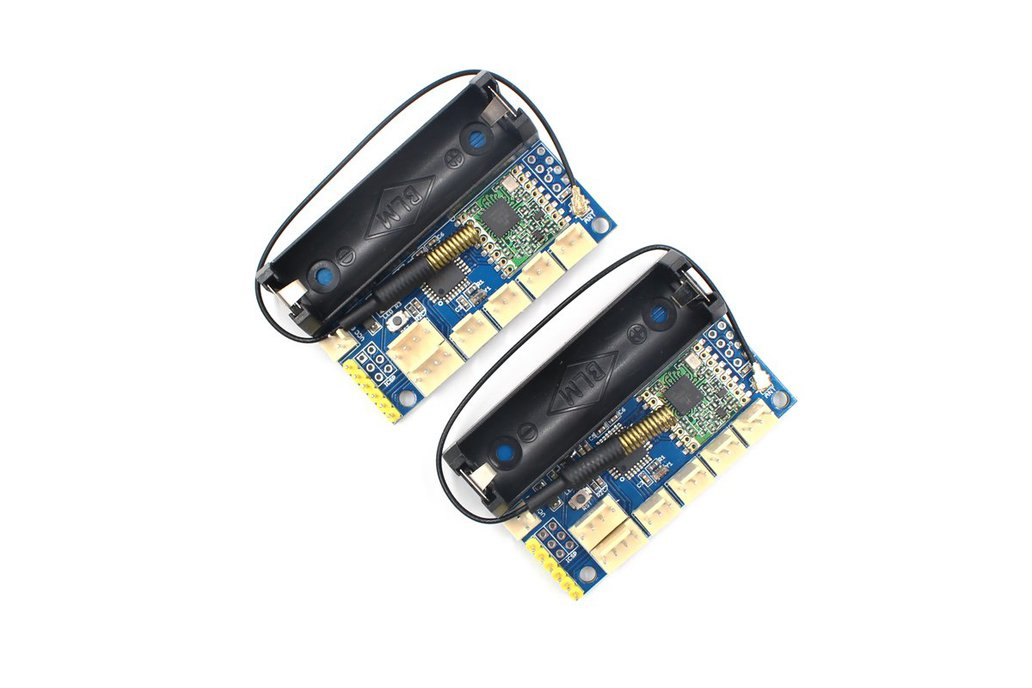 2PCS LoRa Radio Node v1.0 868/915MHz 1