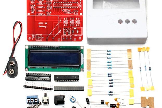 86 Plastic Shell + DIY Meter Tester Kit