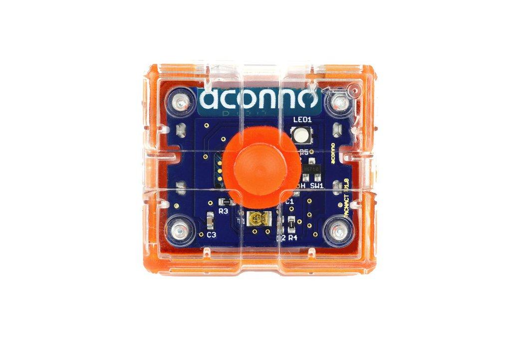 acnACT: BT Sensor Beacon, button & more 1