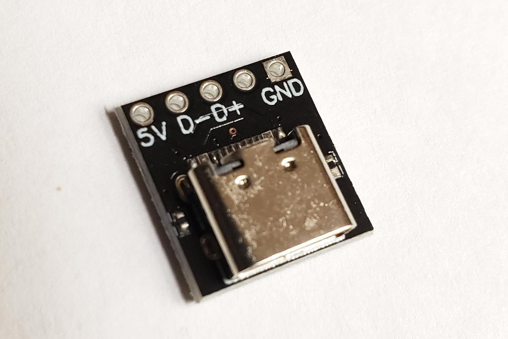 USB C 5V Breakout 1