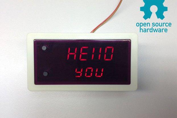 Panel Meter V1