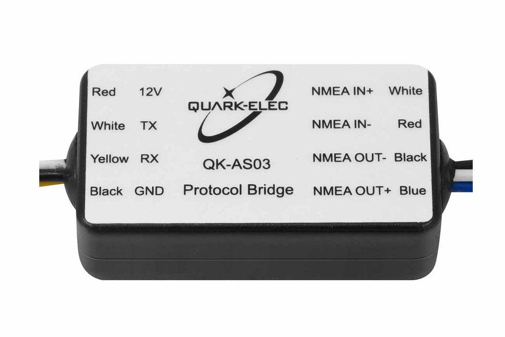 QK-AS03 NMEA Protocol Bridge 1