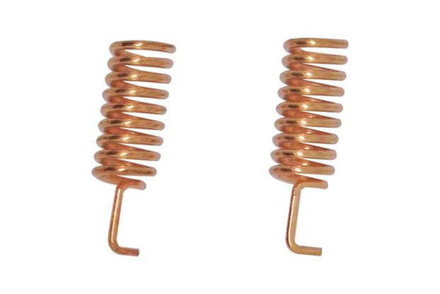10pcs/pack  SW915-TH12 Copper spring antenna