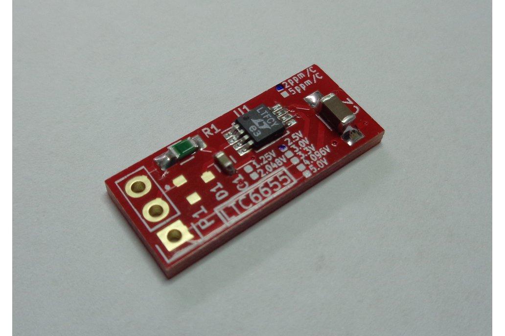 MLT - LTC6655 Voltage Reference 1