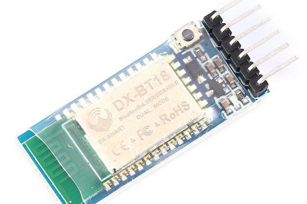 DX-BT18 BLE4.2 UART Wireless Transceiver Module