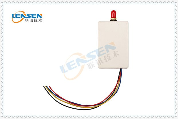 1W RS485 to wireless data module 1km data transfer