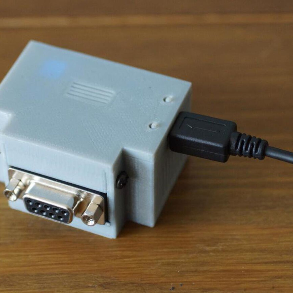 Retro Wifi SI - rs232 serial port internet modem from