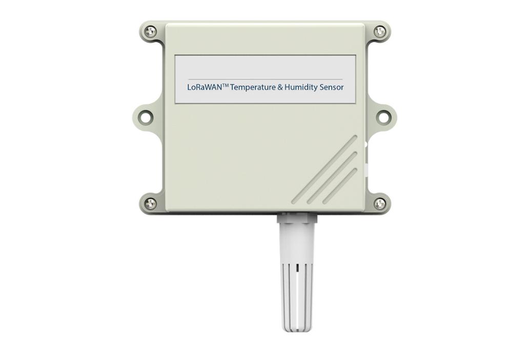 LoRaWAN Temperature and Humidity Sensor 1
