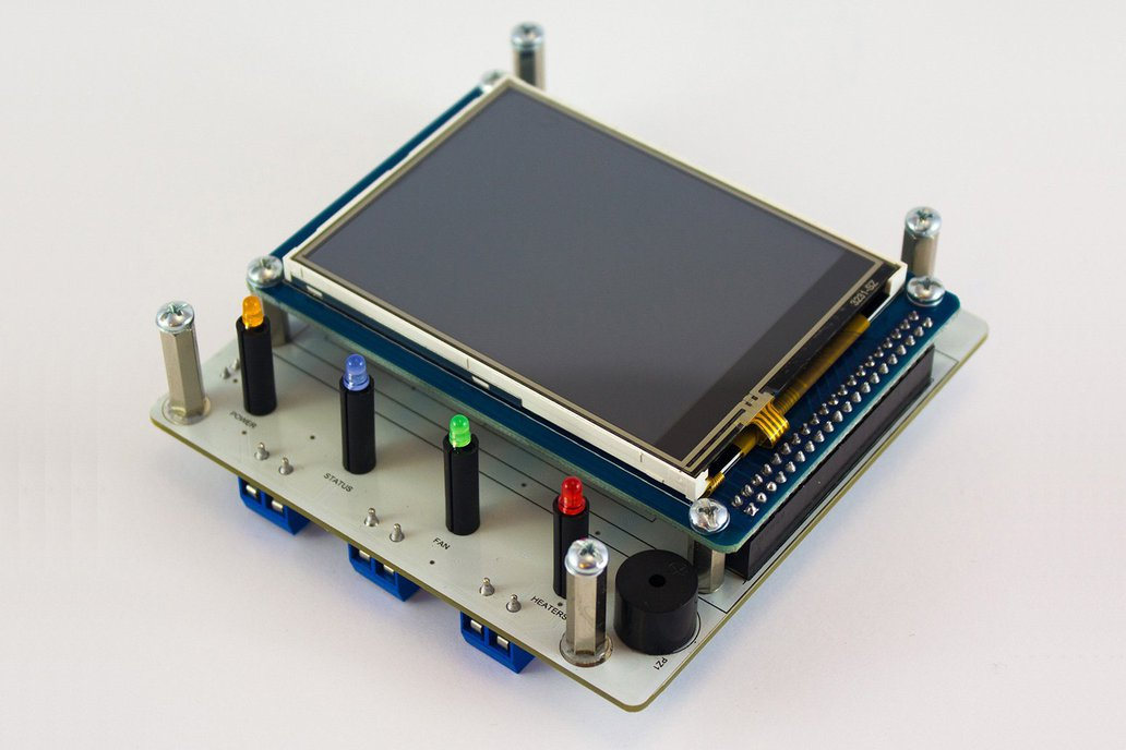 X-toaster | Toaster Oven Reflow Controller - KIT 1