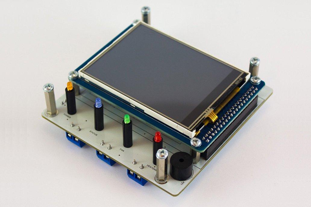 X-toaster | Toaster Oven Reflow Controller - KIT 1