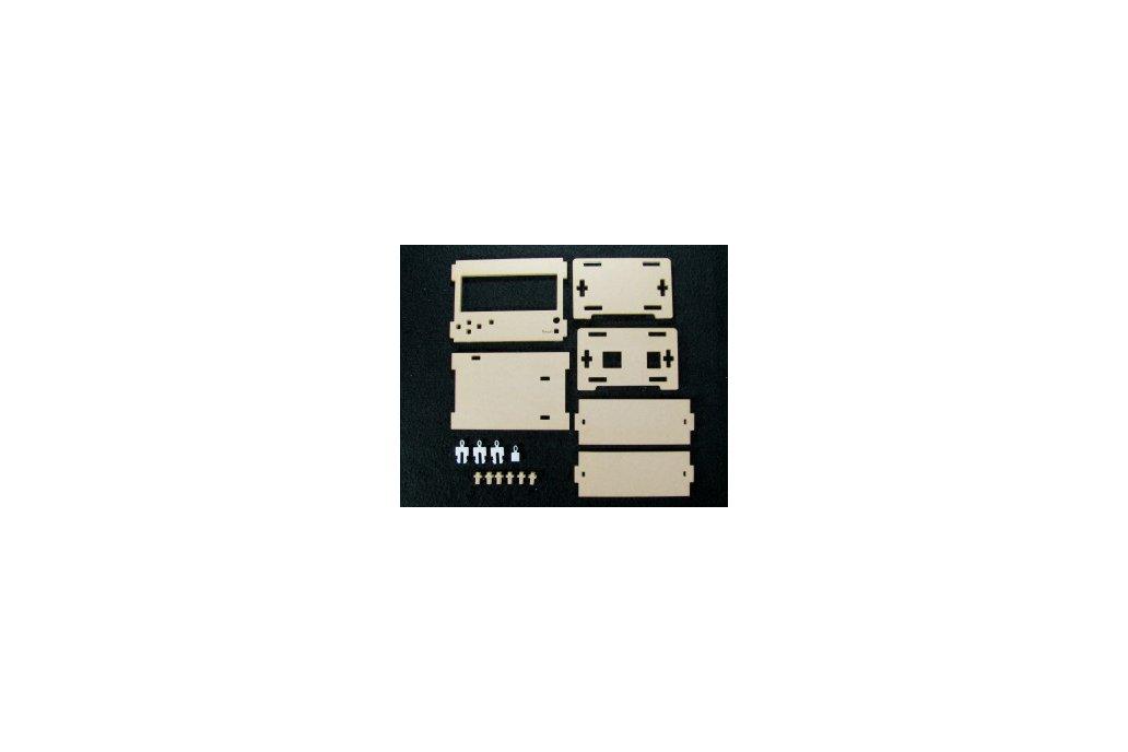 Arduino Adafruit LCD Case 2