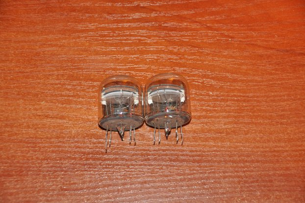 2 PCS tested IV-29 ИВ-29 RARE NIXIE LIMITED EDIT