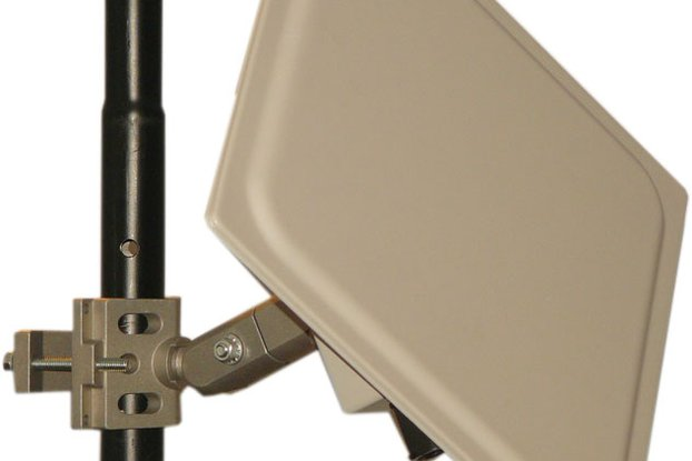 Outdoor 5.15-5.875 GHz 23dBi wireless antenna