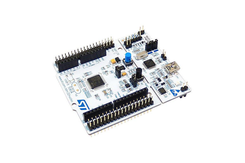STMicroelectronics NUCLEO-F411RE development board 6