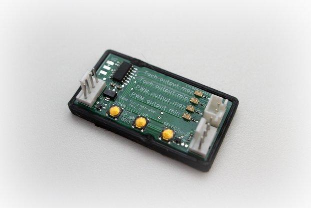 Open source programmable fan controller