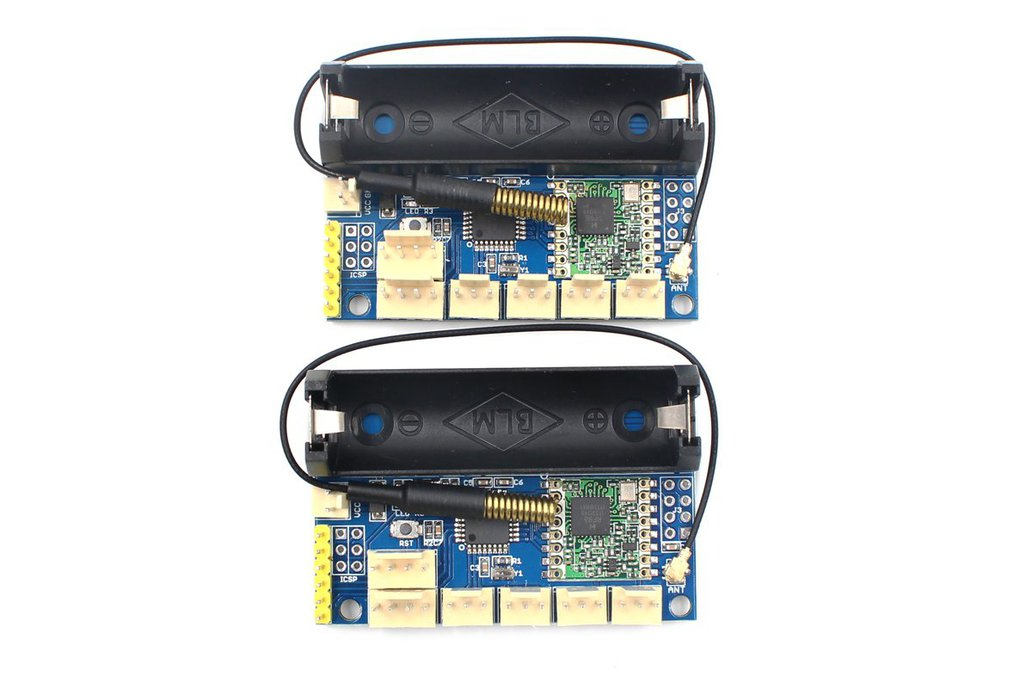 2PCS LoRa Radio Node v1.0 868/915MHz 3