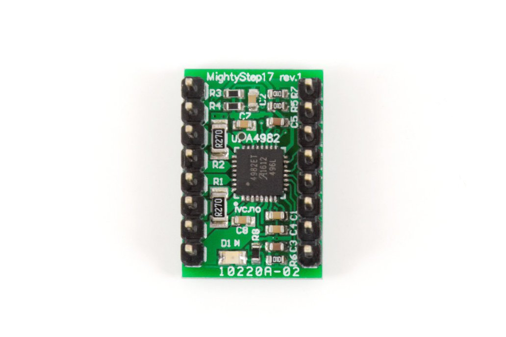 MightyStep17 A4982 Stepper Driver - MakerBot 11