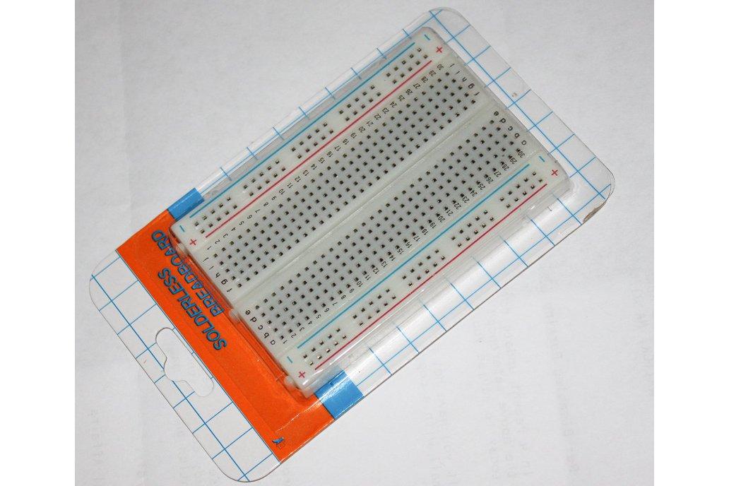 Arduino Breadboard Shield 400 10