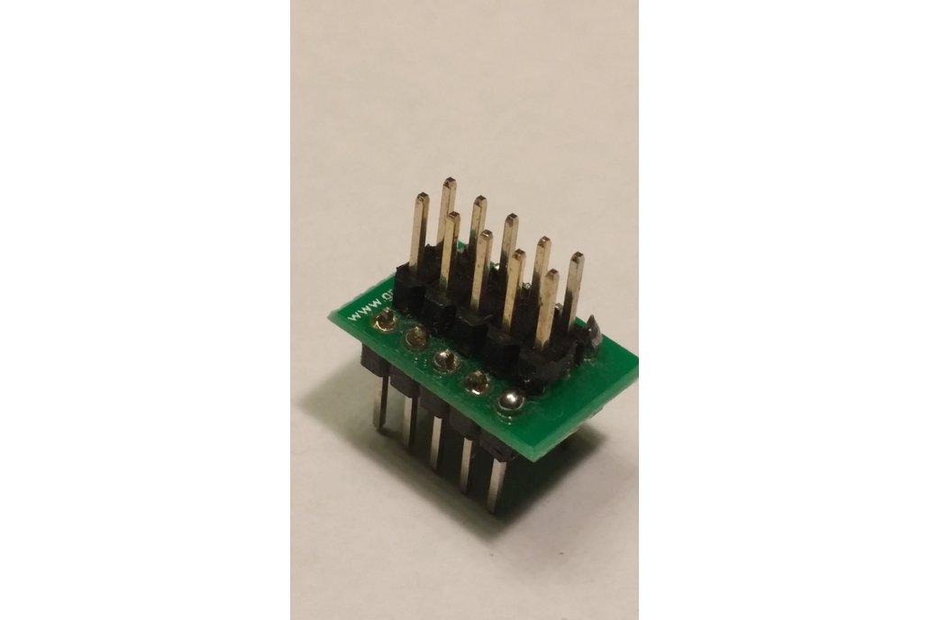 Breadboard AVR ISP Adapter Kit 1