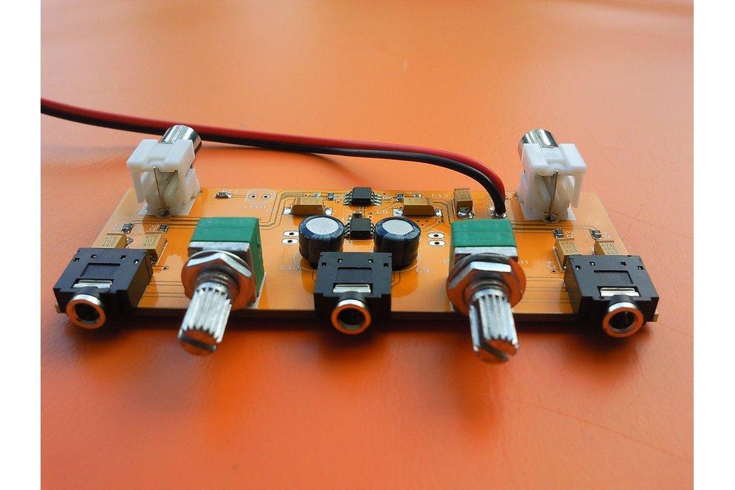 Audio mixer - New Design 1