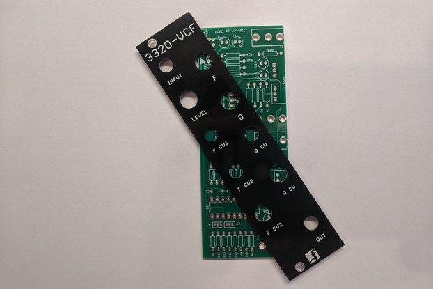 3320-VCF (Eurorack PCB Set)