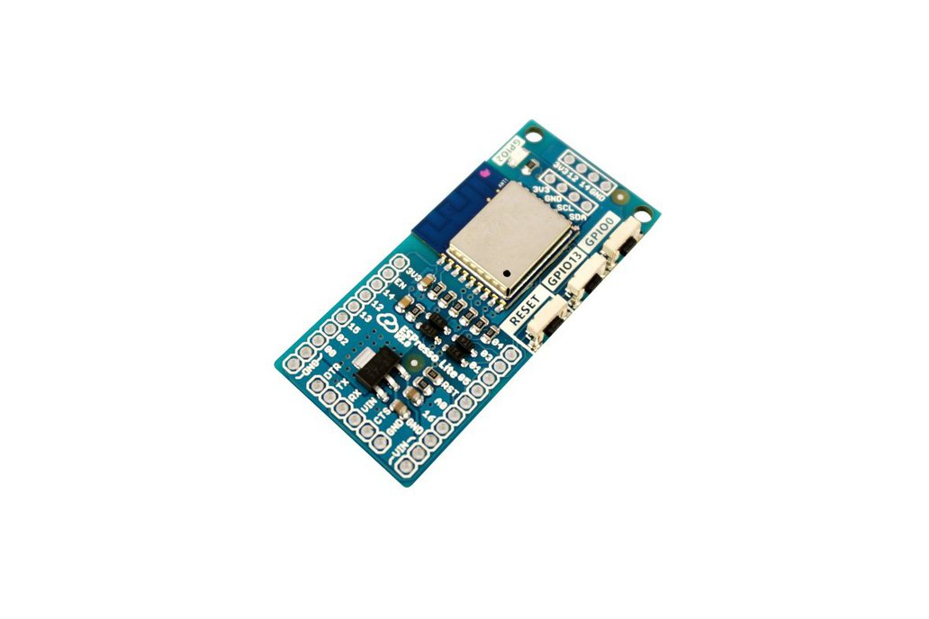 Arduino-compatible ESP8266 WiFi development board 1
